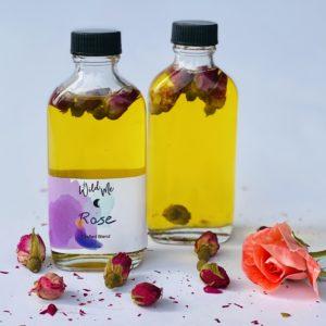 luxurious Rose Body Oil